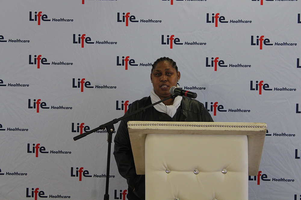 Life Healthcare tackles biggest disability in the country