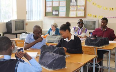Visually impaired learners to get Braille books