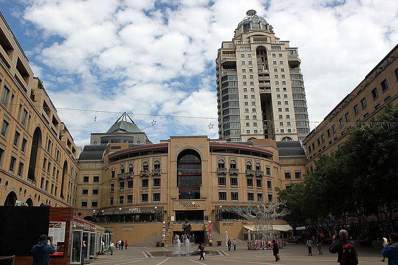 Image of Nelson Mandela Square