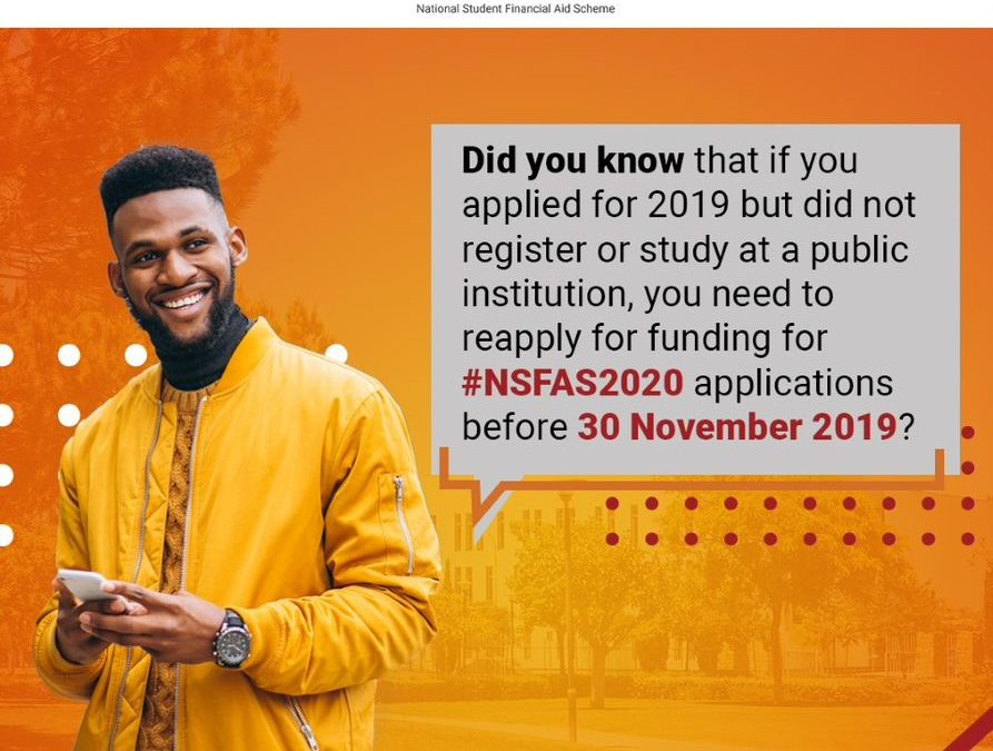 NSFAS Online Application Process