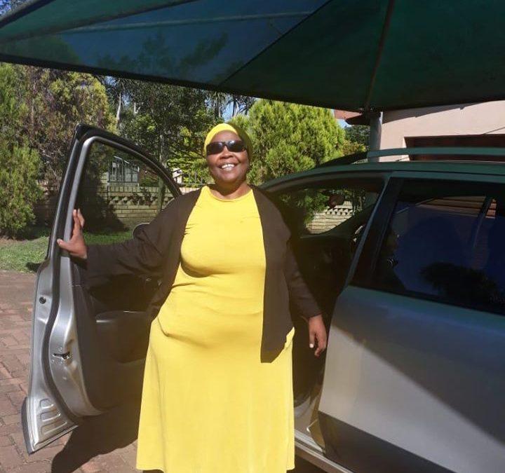 Congratulations Bawinile Mdunyelwa