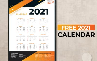 FREE: 2021 Calendar